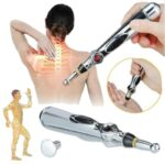 Electric Acupuncture Magnet Therapy Heal Massage Pen Meridian Energy Pen