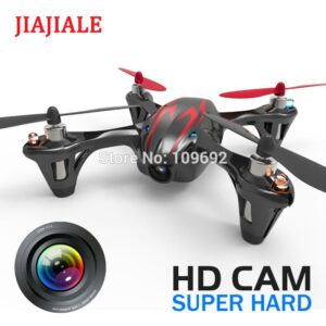 JIAJIALE Original Top Selling X6 FY310B Drones 6-axis 4CH 2.4G RC Quadcopter HD Camera Helicopter VS Hubsan X4 H107c H107L