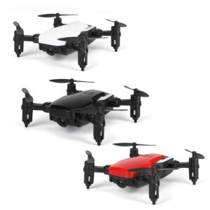 Mini LF606 Foldable Wifi FPV 2.4GHz 6-Axis RC Quadcopter Drone Helicopter Toy easy adjust frequency Drop Ship