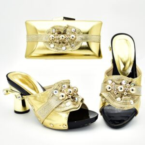 New Arrival Women Shoes and Bags To Match Set Italy Shoe and Bag ....