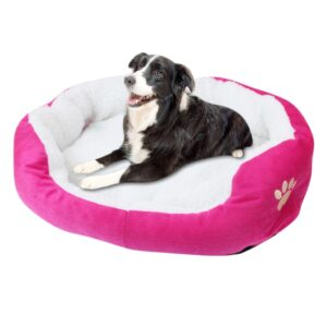 Pet Dog Puppy Cat Fleece Warm Bed House Plush Cozy Nest Mat Pad Portable Cat Sleeping Nest Supplies New Products dog bed hot
