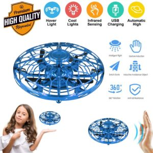 toys for children Hand Operated Mini Drone for Kids, Flying Ball Toy Helicopter Infrared zabawki dla dzieci u0438u0433u0440u0443u0448u043au0438 u0434u043bu044f u0434u0435u0442u0435u0439#L4