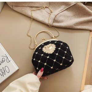 IN FASHION; Red Heart Applique Embroidered Pu Leather Suede Fashion Women Handbag Shoulder Bag Cross body Bag Purses and Handbags