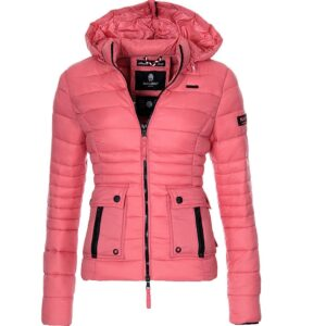 Winter 2021 Jacket Women Spring Coat Cotton Padded Light Warm Overcoat Casual Solid Jackets Women Parkas Outerwear Clothes