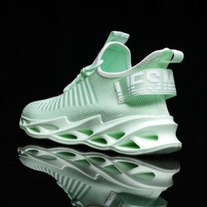 Men Running Shoes 2021 Fashion Autumn Casual Sneakers Comfortable Mesh Outdoor Sports Shoes Lightweight Gym Jogging Mens Shoes